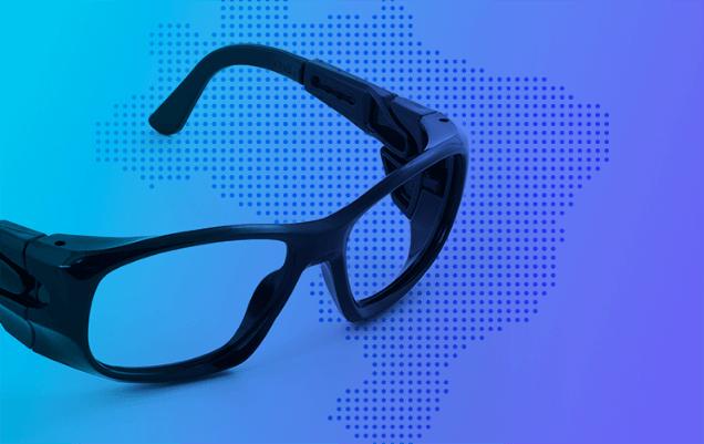 237bc60e3 Proptic - Óculos de Segurança Graduado